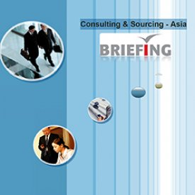 Consulting & Sourcing – Asia